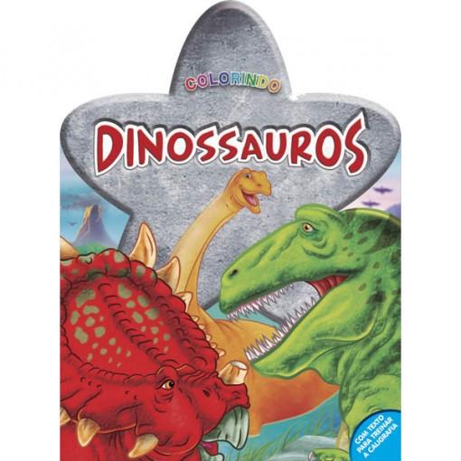 Colorindo#dinossauros_BAIXA