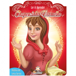 Ler&AprenderChapeuzinhoCapa