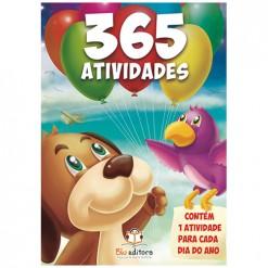 365 ATIVIDAES CAPA