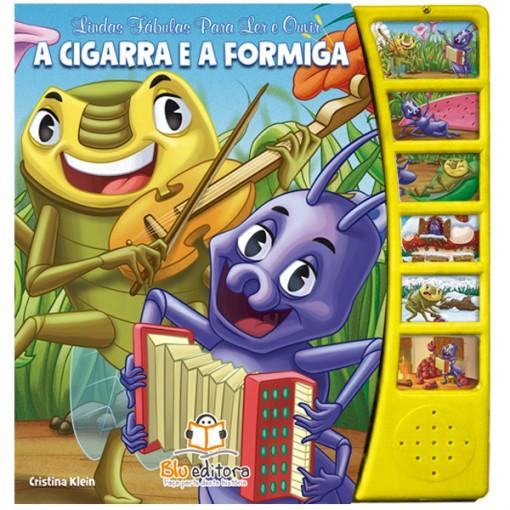 CigarraFormiga