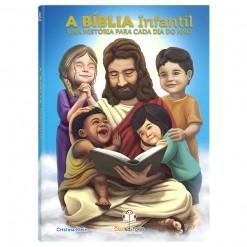 Capa A Biblia Infantil