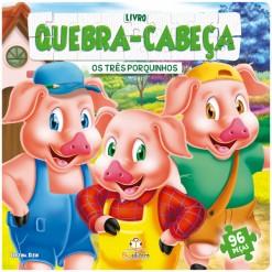 Quebra-Cabeça_30x30_TRÊS_PORQUINHOS